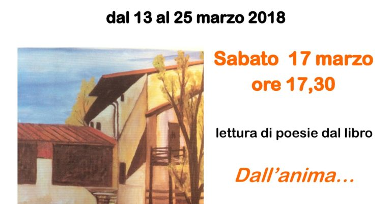 Pittura & poesia: Mable e Giuseppina Mancastroppa
