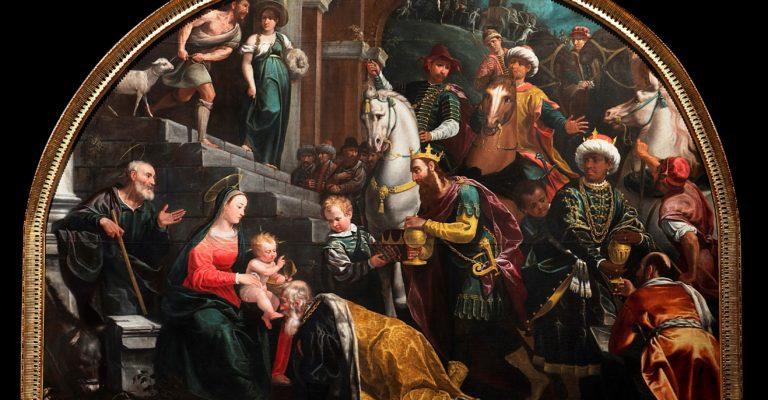 La storia dell'arte in Palazzo Vescovile: Giovan Paolo Cavagna