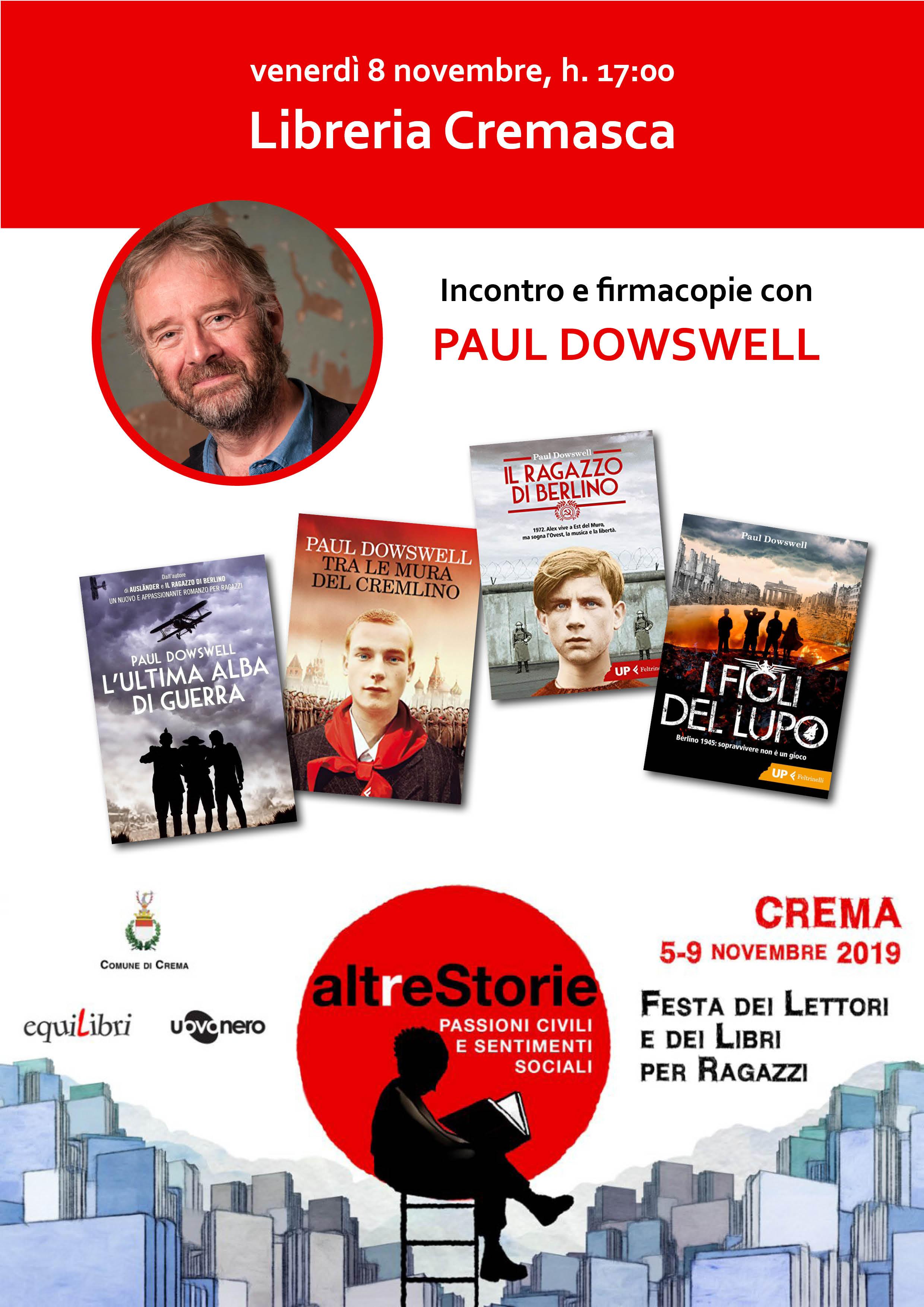 AltreStorie – Firmacopie – Paul Dowswell