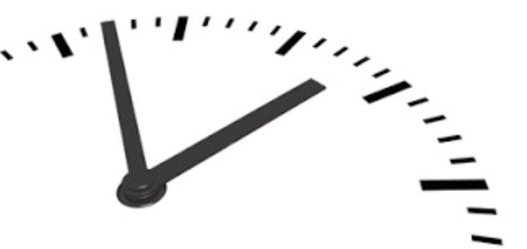 Variazione orari di apertura
