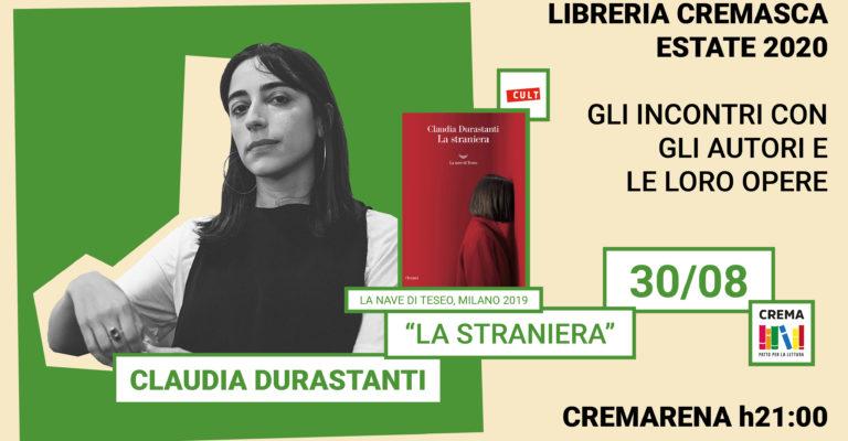 Incontro con l'autore: Claudia Durastanti