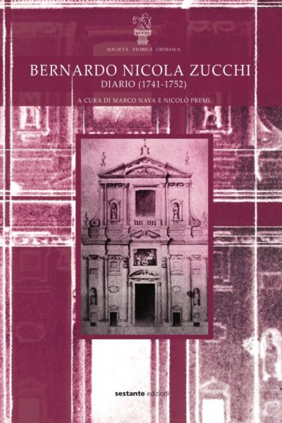 Bernardo Nicola Zucchi. Diario (1741-1752)