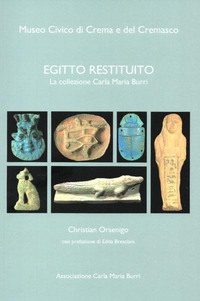 Egitto restituito. La collezione Carla Maria Burri