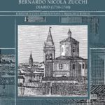 Bernardo Nicola Zucchi. I. Diario (1710-1740)