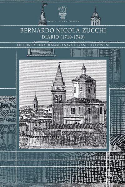 Bernardo Nicola Zucchi. Diario (1710-1740), vol. I
